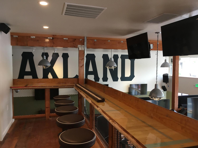 Oakland Athletic Club