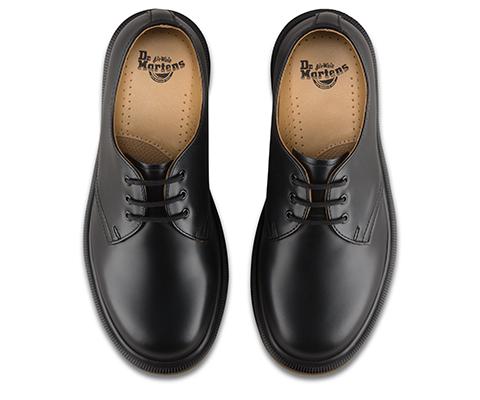 Dr Martens - 1462 PW - Polished Black