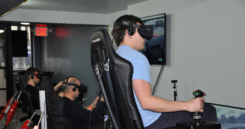 VR Flight Simulator Arcade NYC