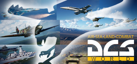 "Digital Combat Simulator    Feel the excitement of flying the Su-25T ""Frogfoot"" attack jet and the TF-51D ""Mustang"" in the Digital Combat Simulator World! DCS World uses a powerful engine that delivers astonishing visuals and ultra-realistic physics of flight.    Learn More"