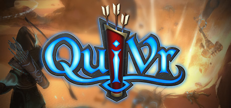 QuiVr    (4 People Multiplayer Available!)   QuiVr is the defining archery experience, made from the ground up for Virtual Reality. Grab your bow, arrows, and some friends to fight the enemy onslaught.    Learn More
