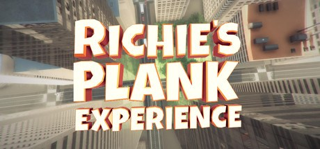 Richie's Plank    You're on a plank, 80 stories high. Knees shaky, palms sweaty. You have a choice. Do you walk or do you freeze? Richie's Plank is the only VR experience that lets you clone any real-world plank into the virtual world for 2X the immersion. Includes 4 bonus modes.    Learn More