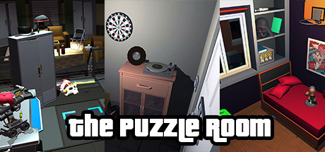 The Puzzle Room    It is a VR Experience where you need to find clues to solve puzzles and find your way out of the Room. There are some items that can be grabbed and carried around. With some items you can interact (such as switches,piano and numpads).    Learn More