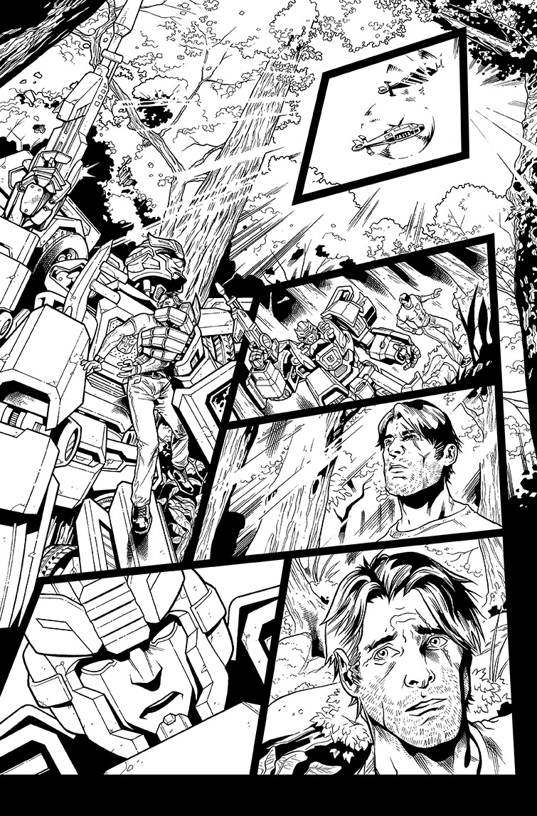 Transformers #36, Page 22<br />$250