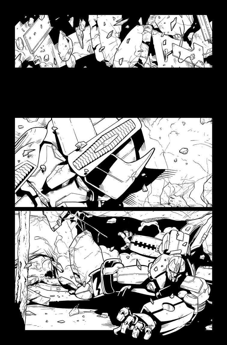 Transformers #27, Page 1<br />$75