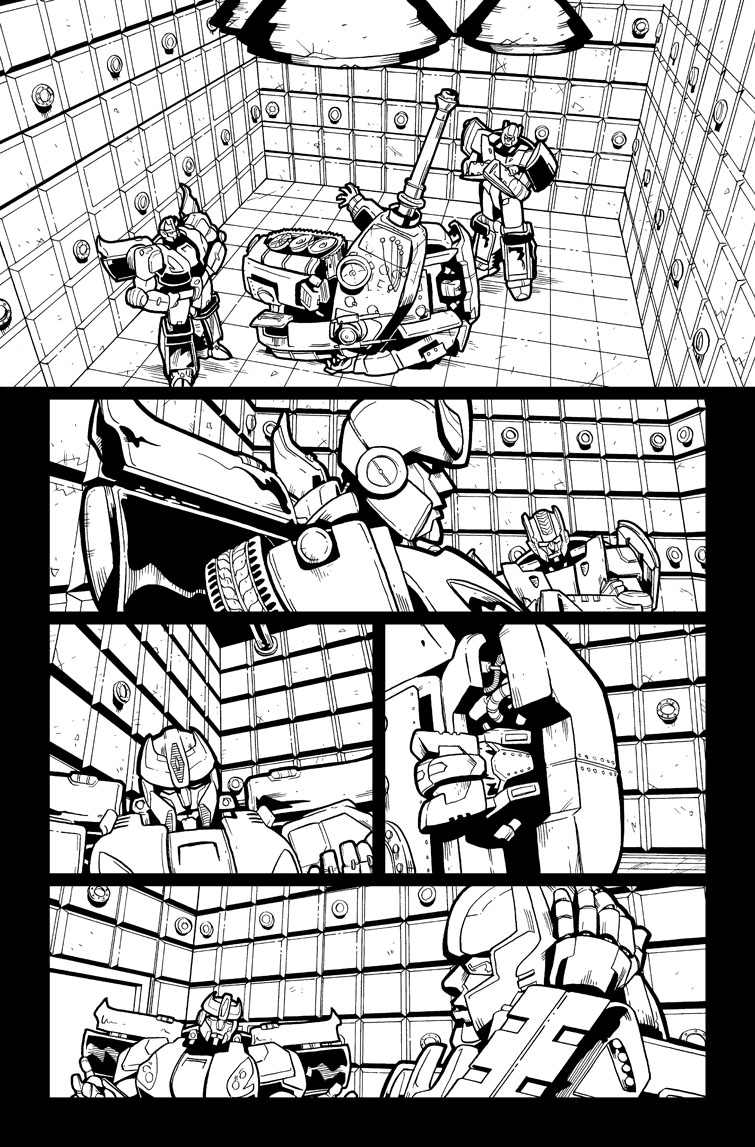 Transformers #27, Page 11<br />$75