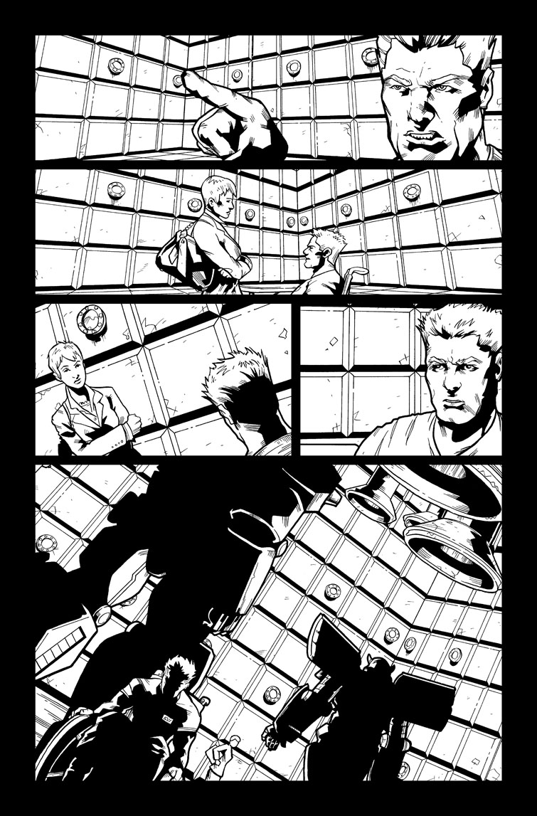 Transformers #27, Page 17<br />$50