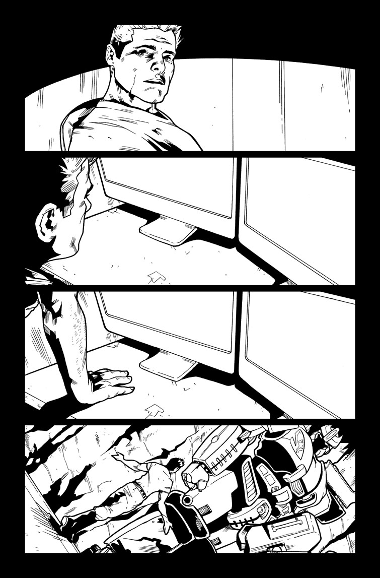 Transformers #27, Page 21<br />$75