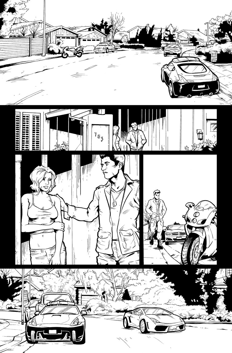Transformers #25, Page 9<br />$50