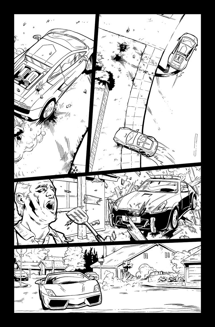 Transformers #25, Page 12<br />$50