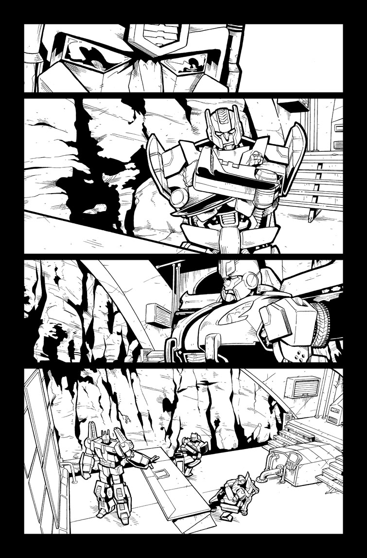 Transformers #25, Page 17<br />$75