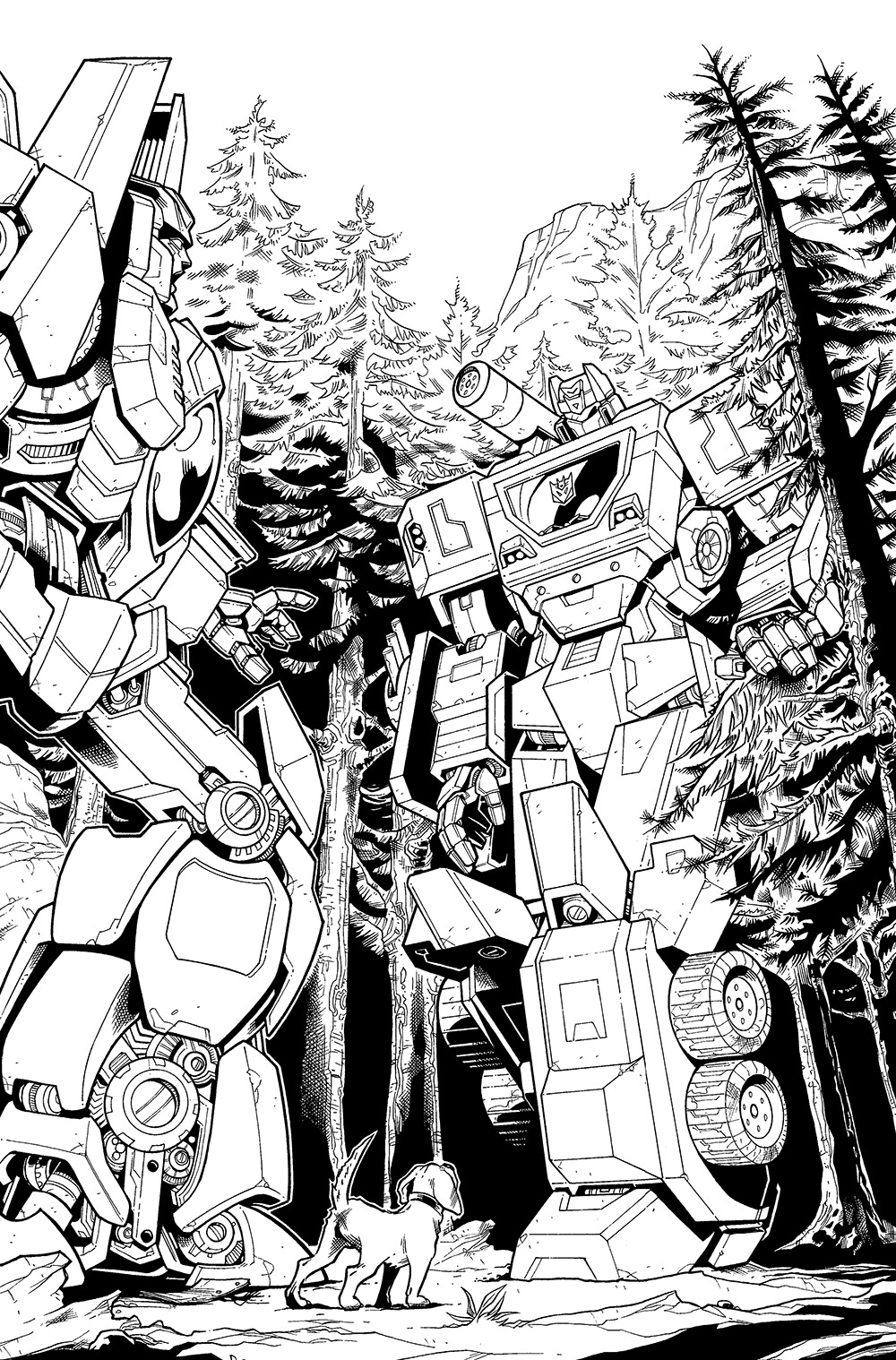 Transformers #36, Page 2