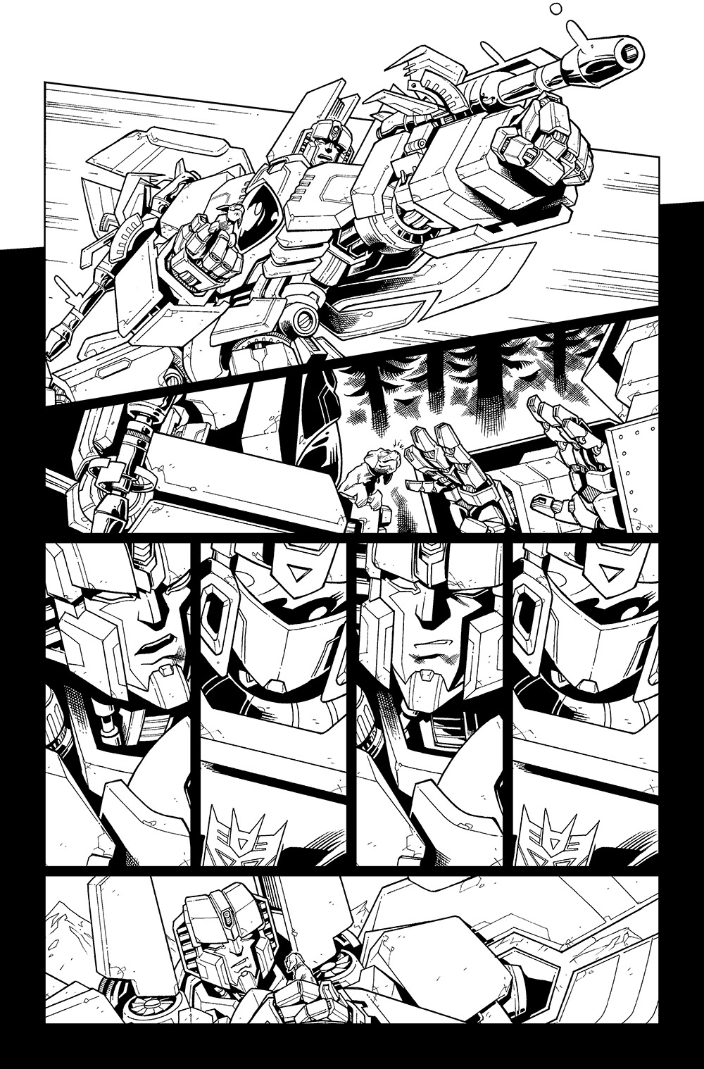 Transformers #36, Page 3