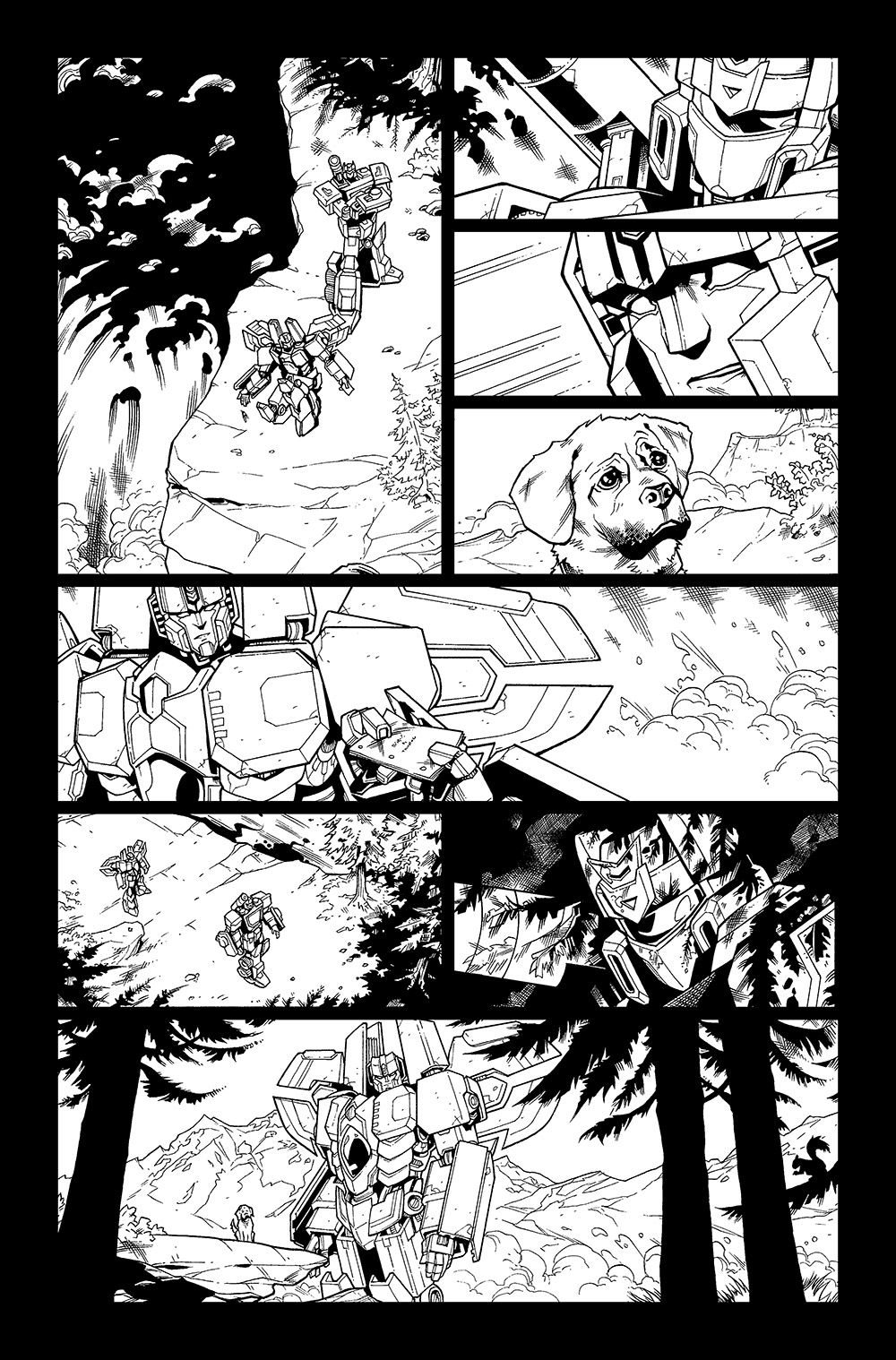 Transformers #36, Page 4