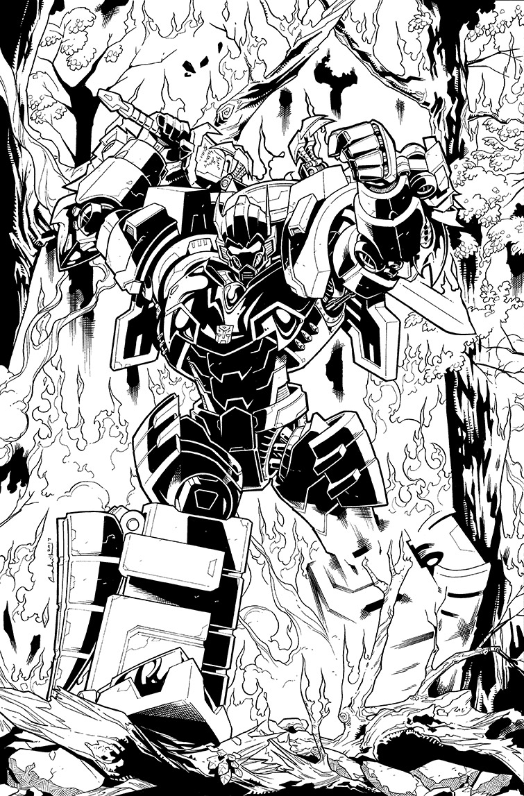 Lost Light #14, Cover<br />$700