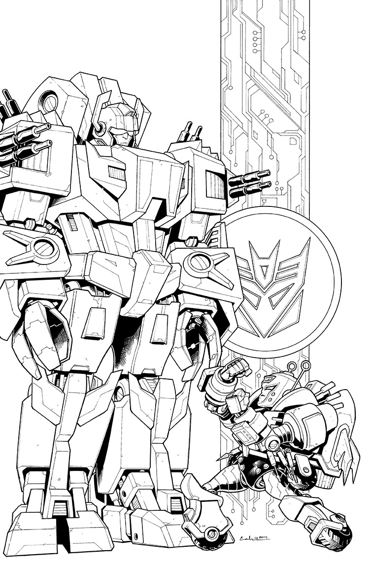 Lost Light #15, Cover<br />$700