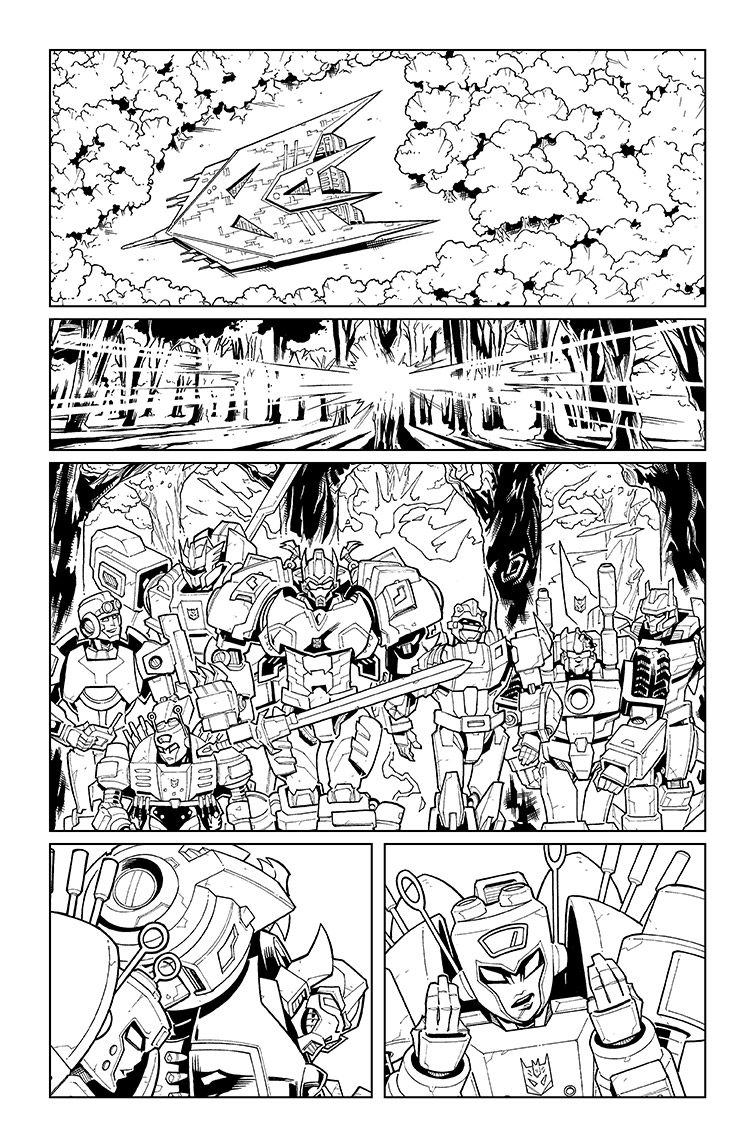 Lost Light #14, Page 9<br />$200