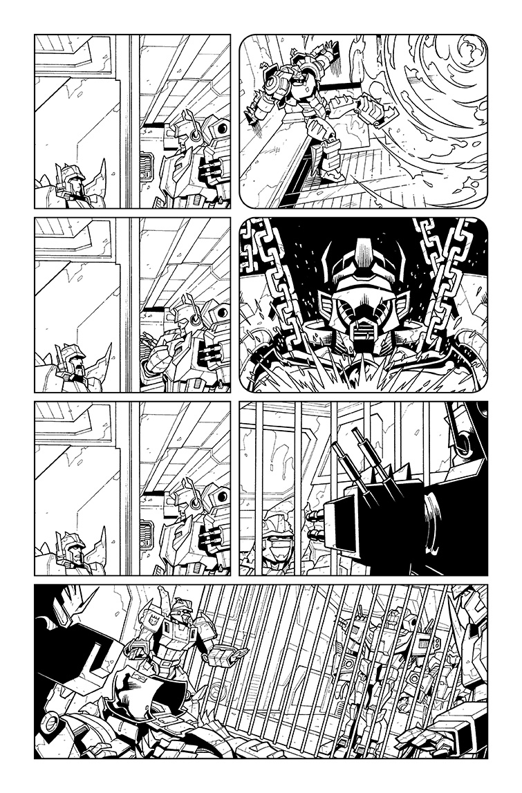 Lost Light #14, Page 18<br />$200