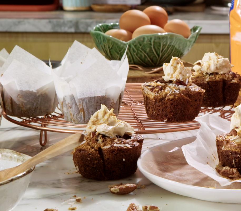 Karen's Sweet Potato Muffins