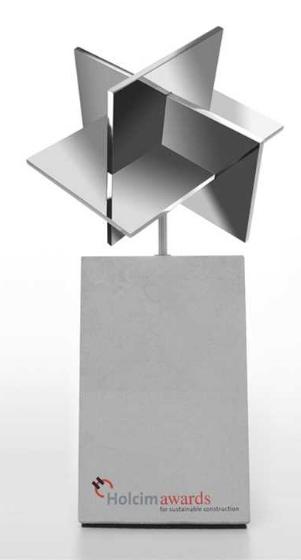 Global LafargeHolcim Silver Award 2018
