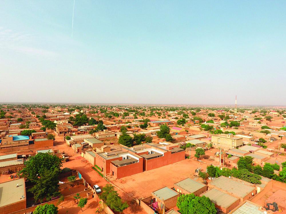 Niamey 2000 Urben Context