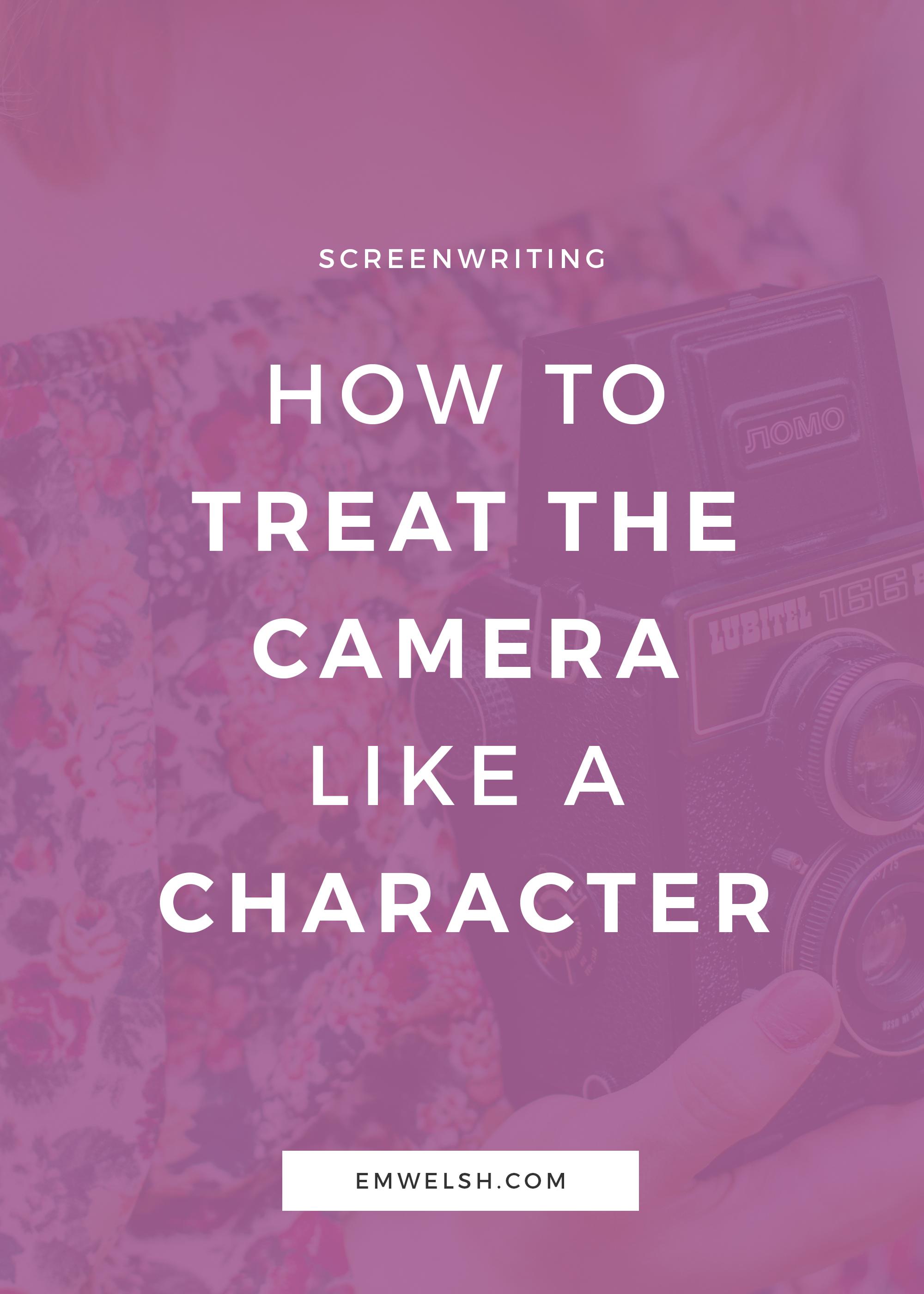 Camera Like Character
