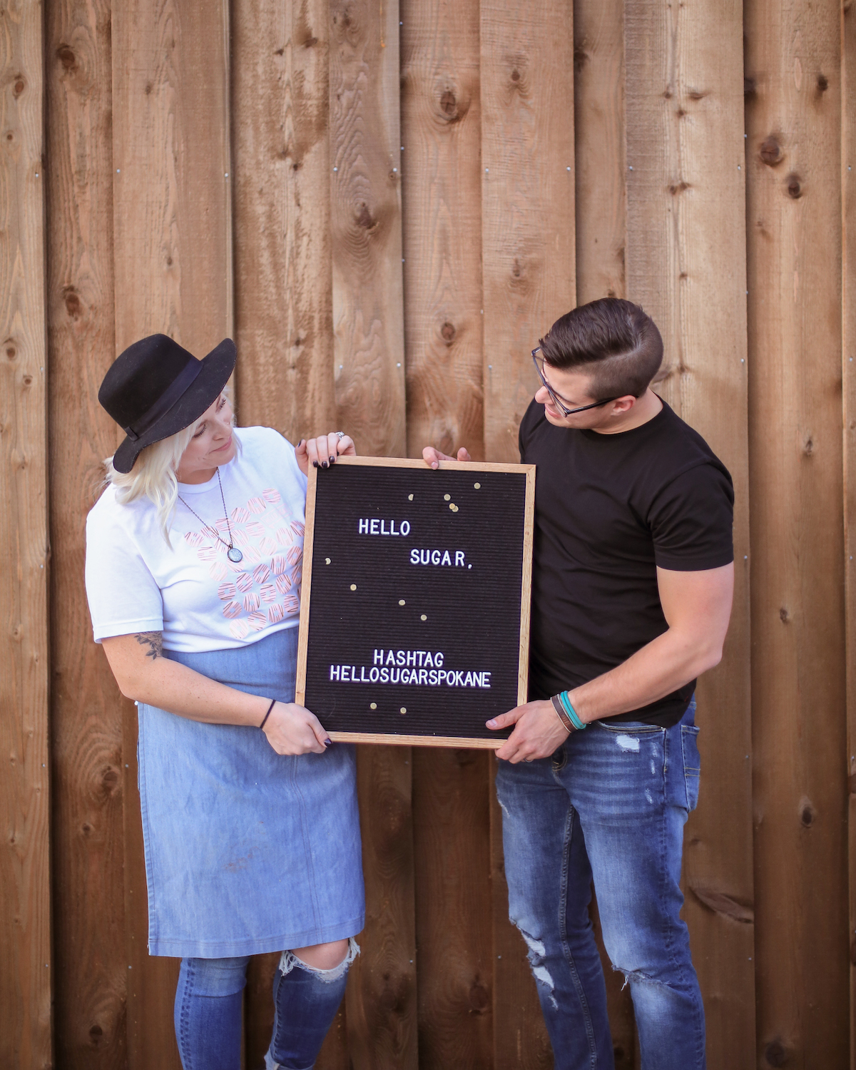 Amy and Ramsey - Portrait With Sign - Web.jpg