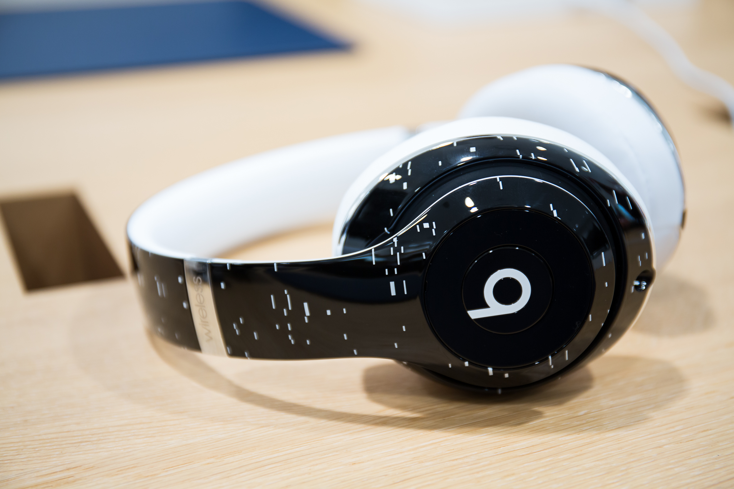 Beats by Apple launch event   event design & production (Project page coming soon!)