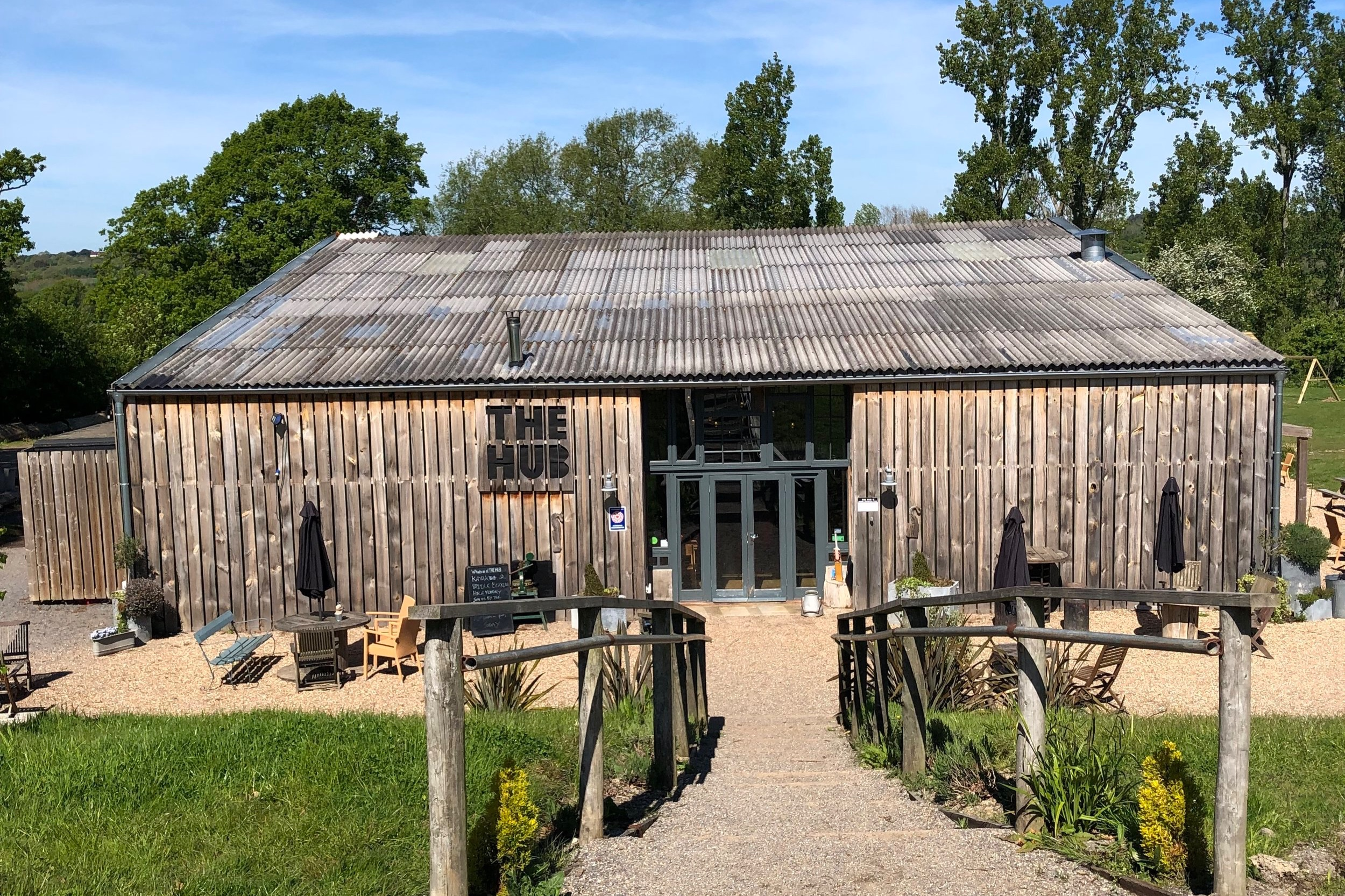 The Hub, Bodiam - The Hub Quarry Farm, Bodiam, Robertsbridge TN32 5RA