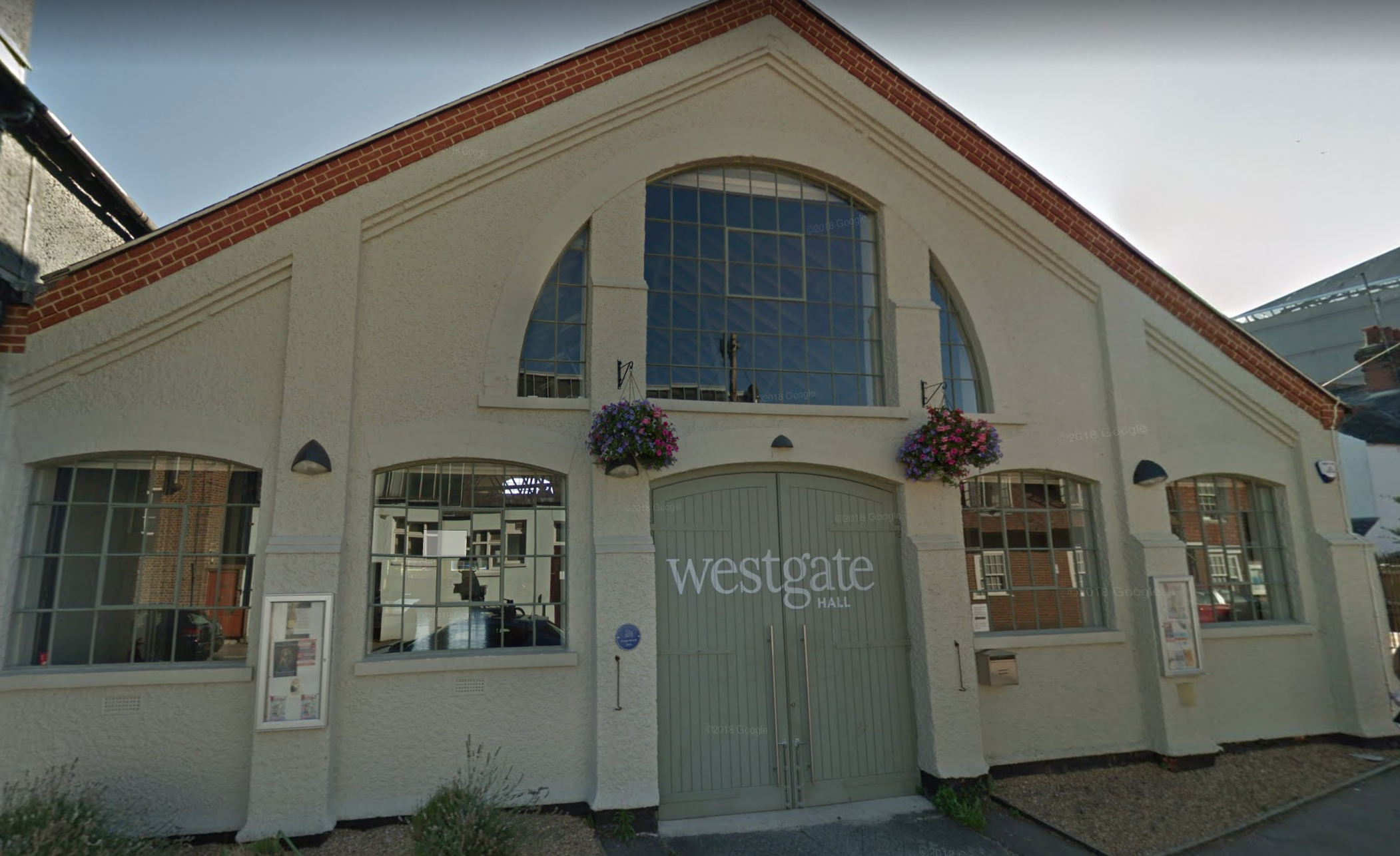 Canterbury - Westgate Hall Westgate Hall Rd, Canterbury CT1 2BT