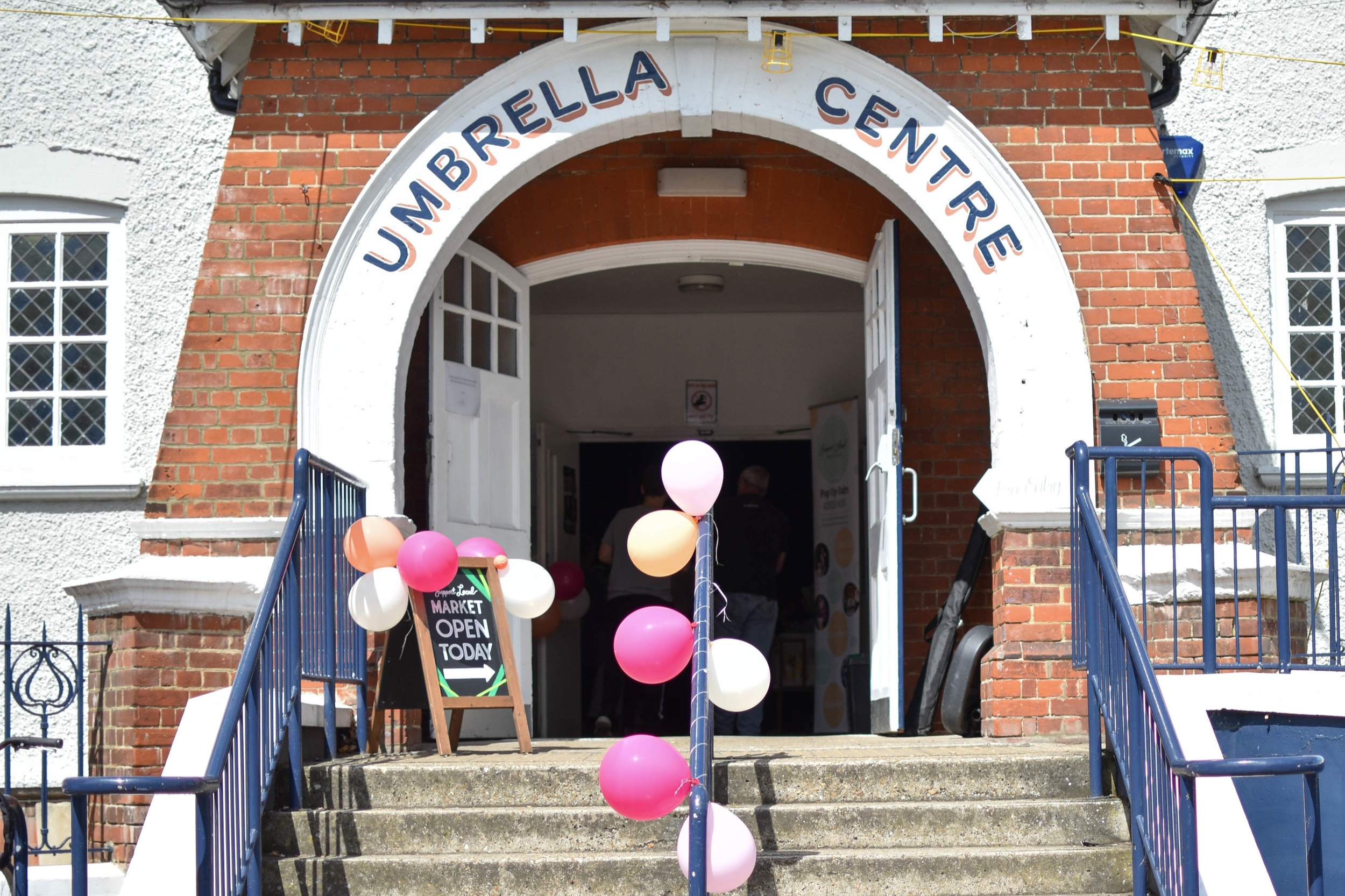 Whitstable - The Umbrella Centre, 10 Oxford St, Whitstable CT5 1DD