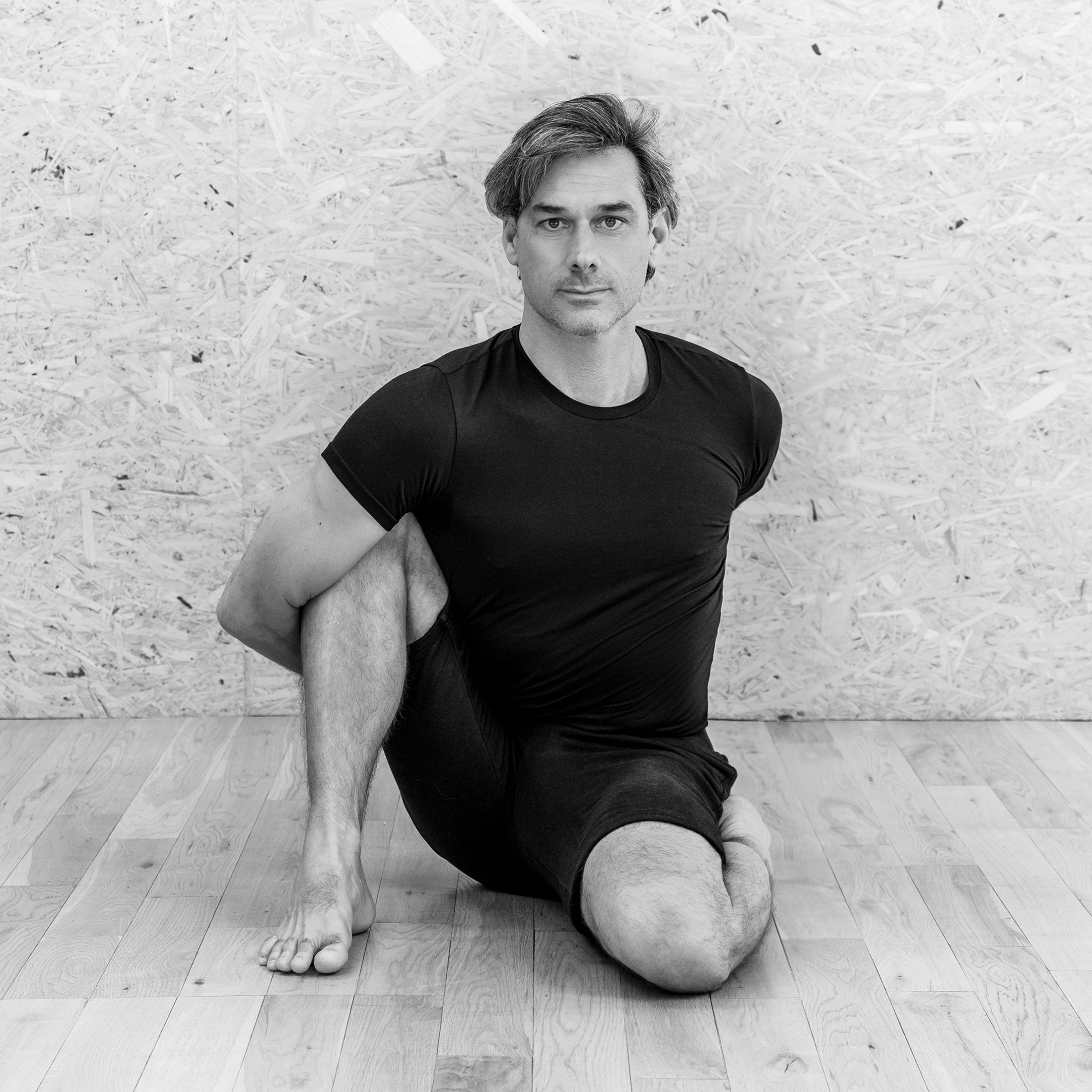 Charlie Taylor-Rugman Private one-to-one yoga classes in London private yoga for men Marichyasana E