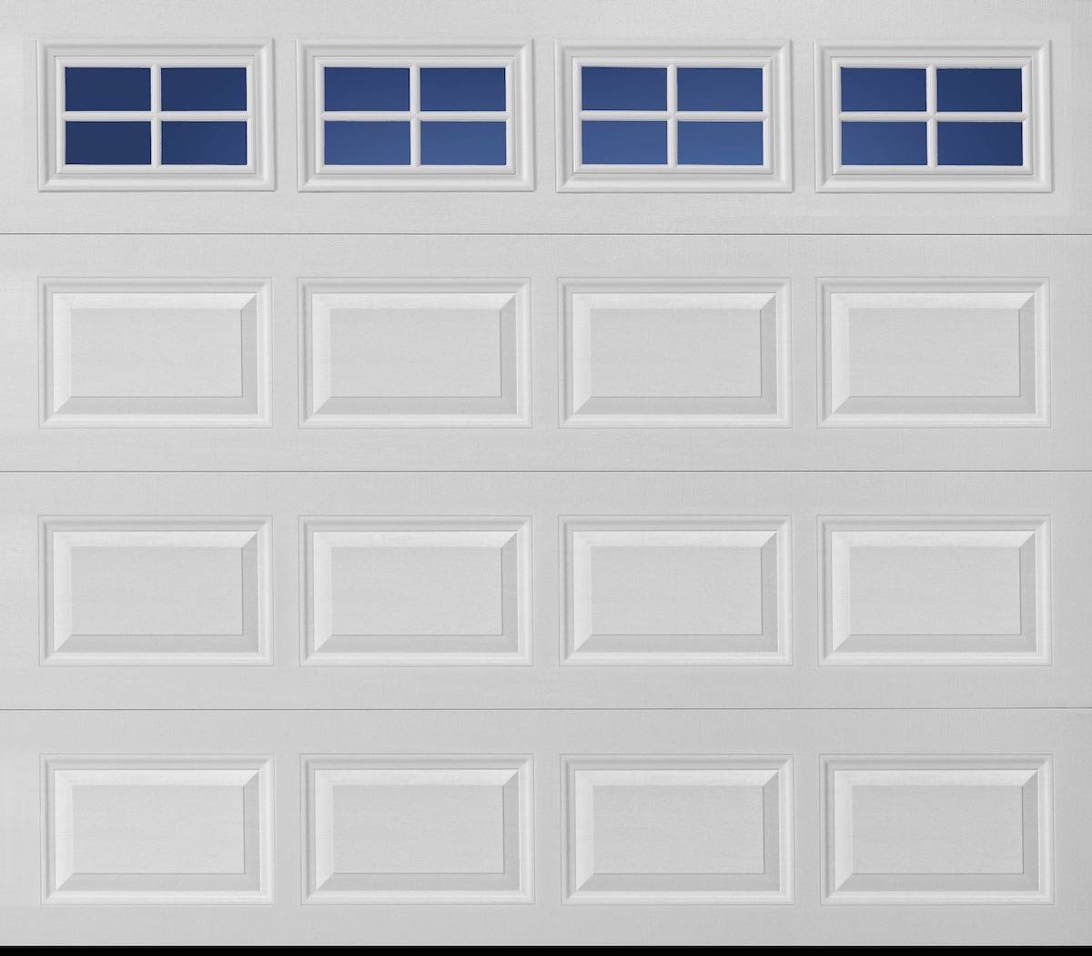 Lincoln Collection - The Amarr Lincoln Collection offers four traditional designs in 7 colors and 3 woodgrain choices.8x7 starting at $630.7616x7 starting at $922.67