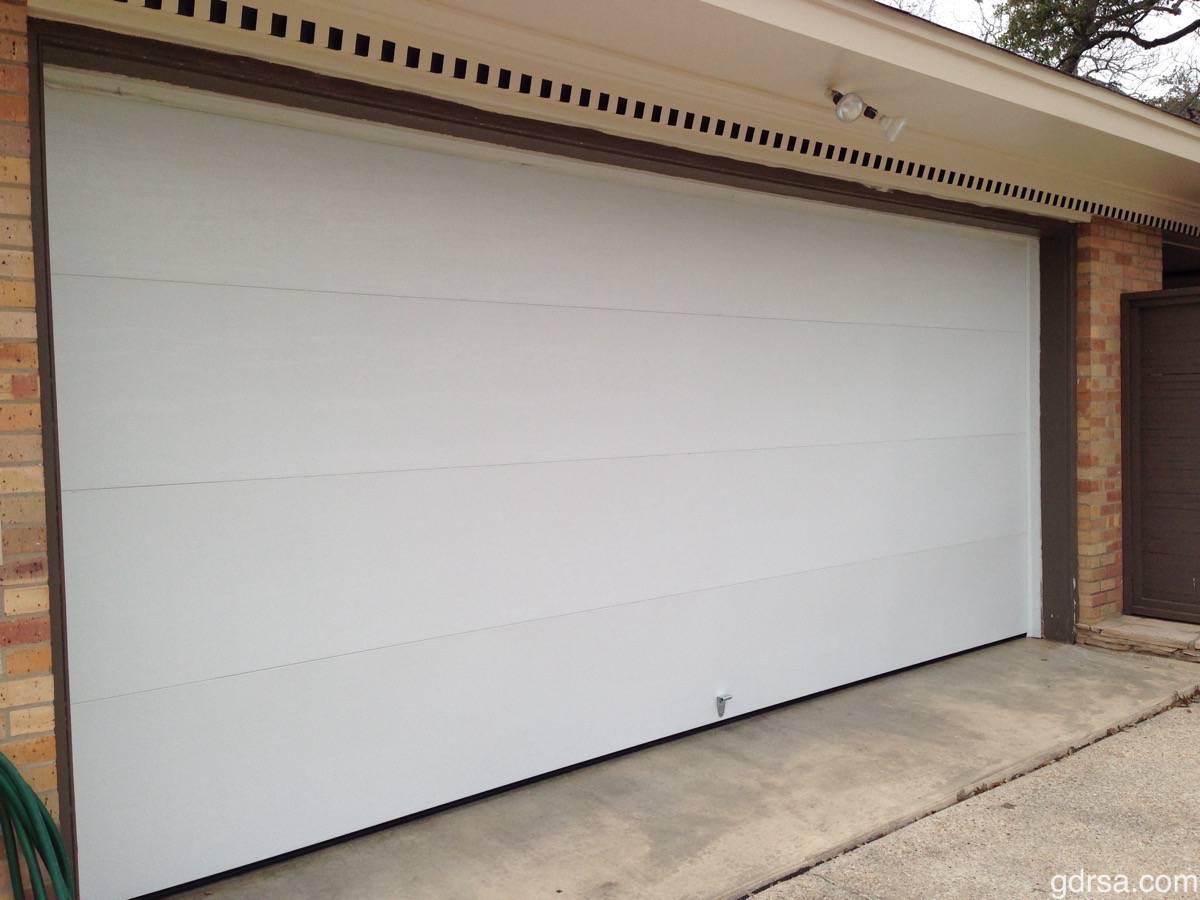 16x7, Amarr Heritage, Flush Panel, White Color