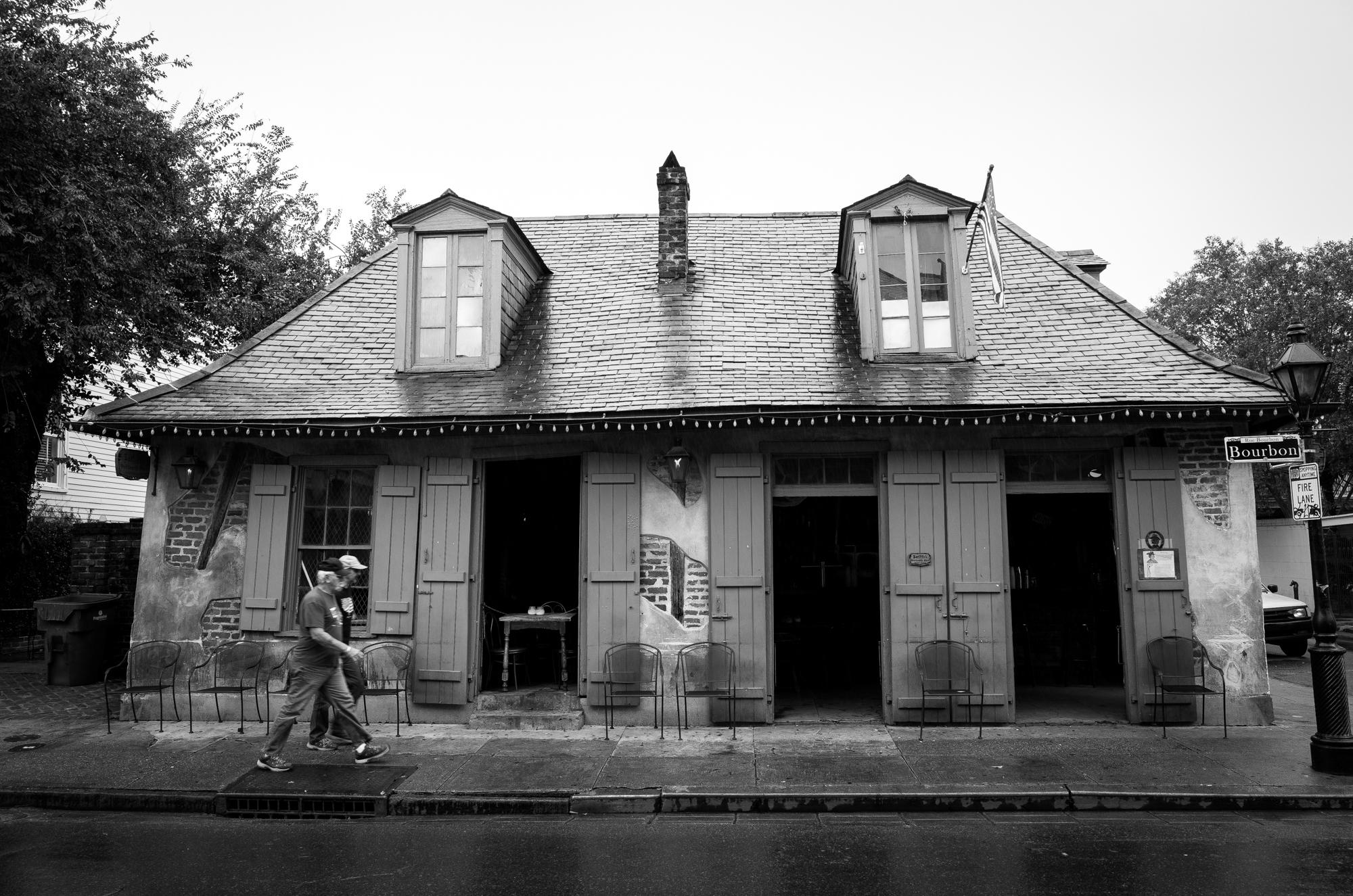 Lafitte's Blacksmith Bar