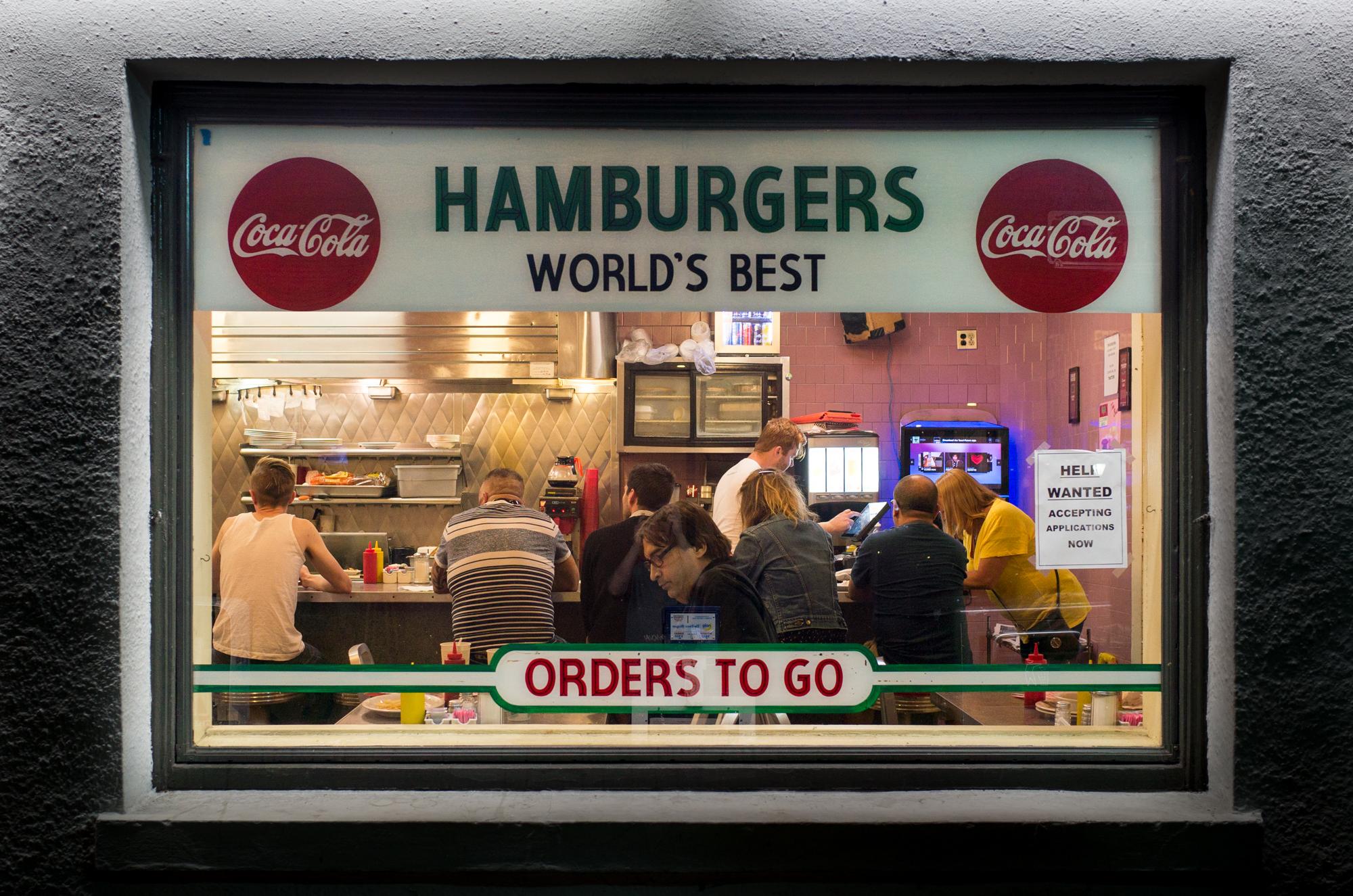World's Best Hamburgers