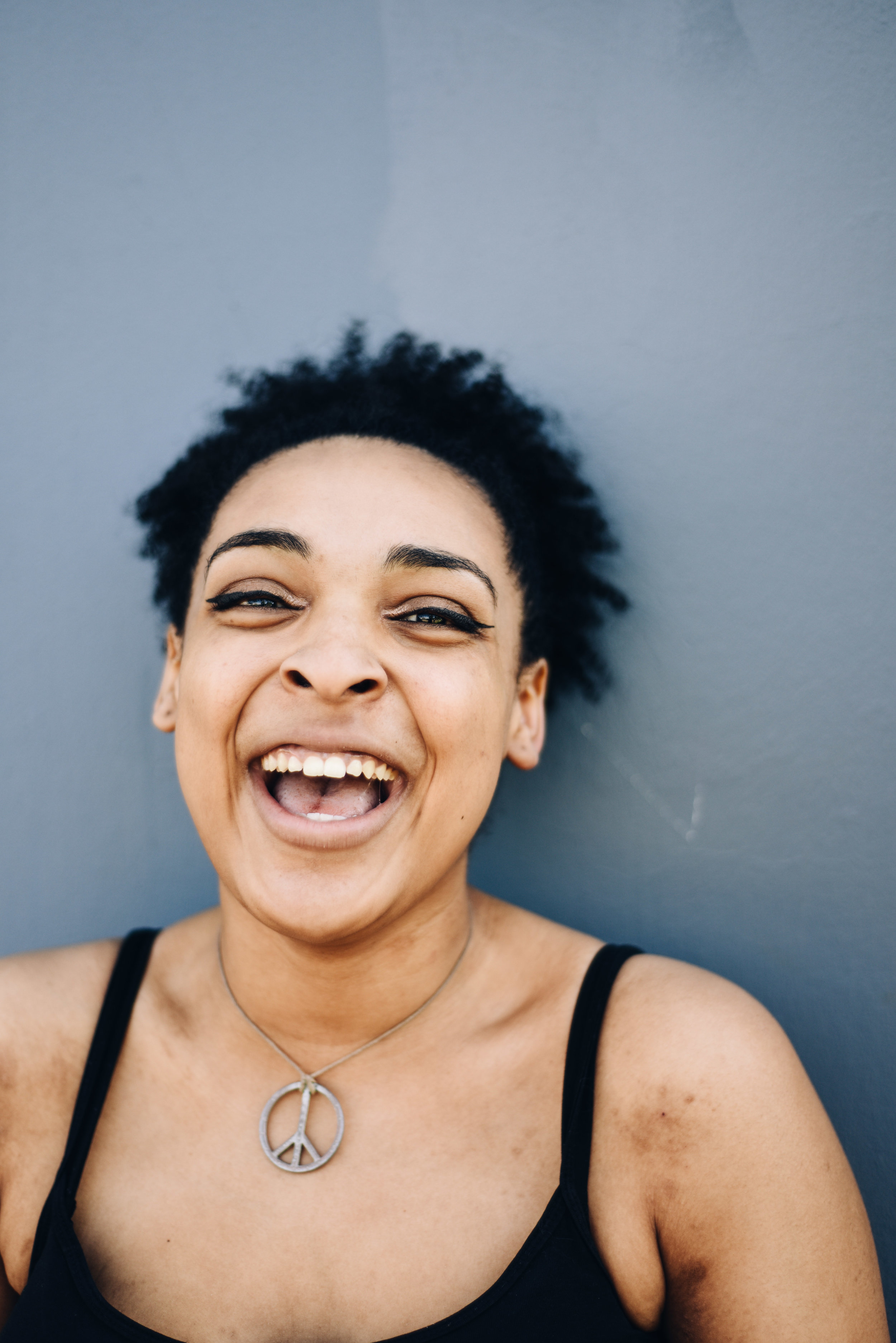 Kyra Orr - Kyra has been performing since her freshman year in high school having performed in the Portland August Wilson Monolog Competition and Who I Am: Celebrate Me. Most recently she was accepted to Portland Actors Conservatory. This residency will be first time she taking the stage alone with her own words. This makes her feel rather vulnerable but I isn't that the point.