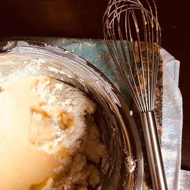 WHAT GOES IN - From the cheese, all the way down to that tablespoon of cornstarch, I tell you what goes into a batter, and why!