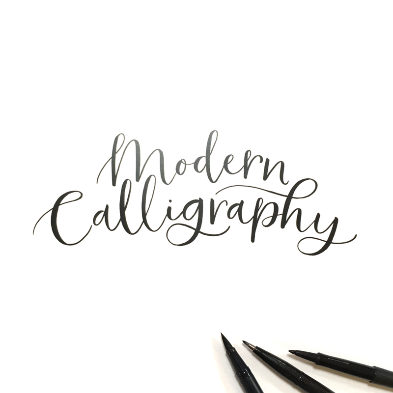 Beginner Brush Lettering by Nikki Whiston Inks     Saturday 14th    October , 3-5pm    SOLD OUT