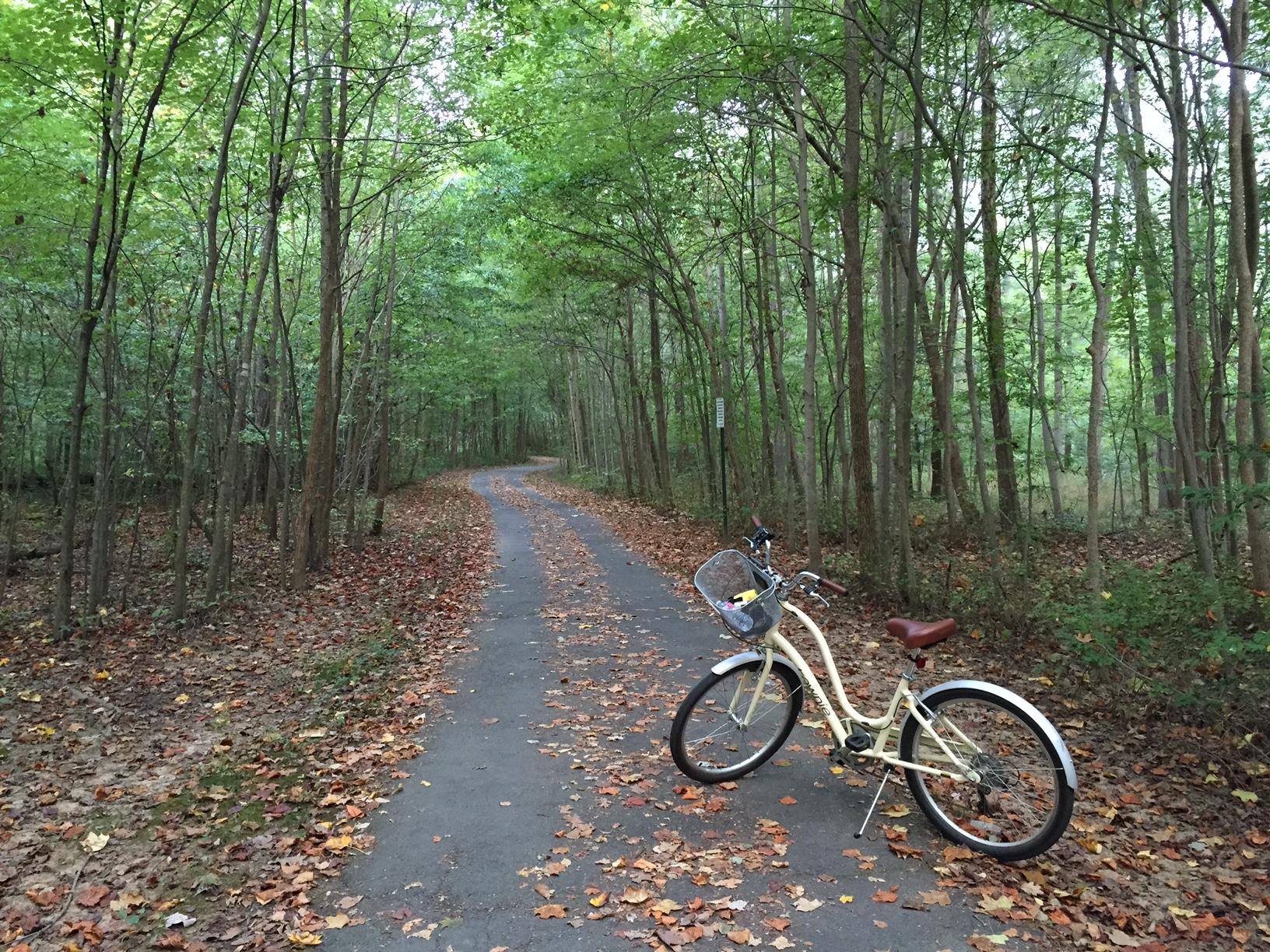 bike on path.JPG