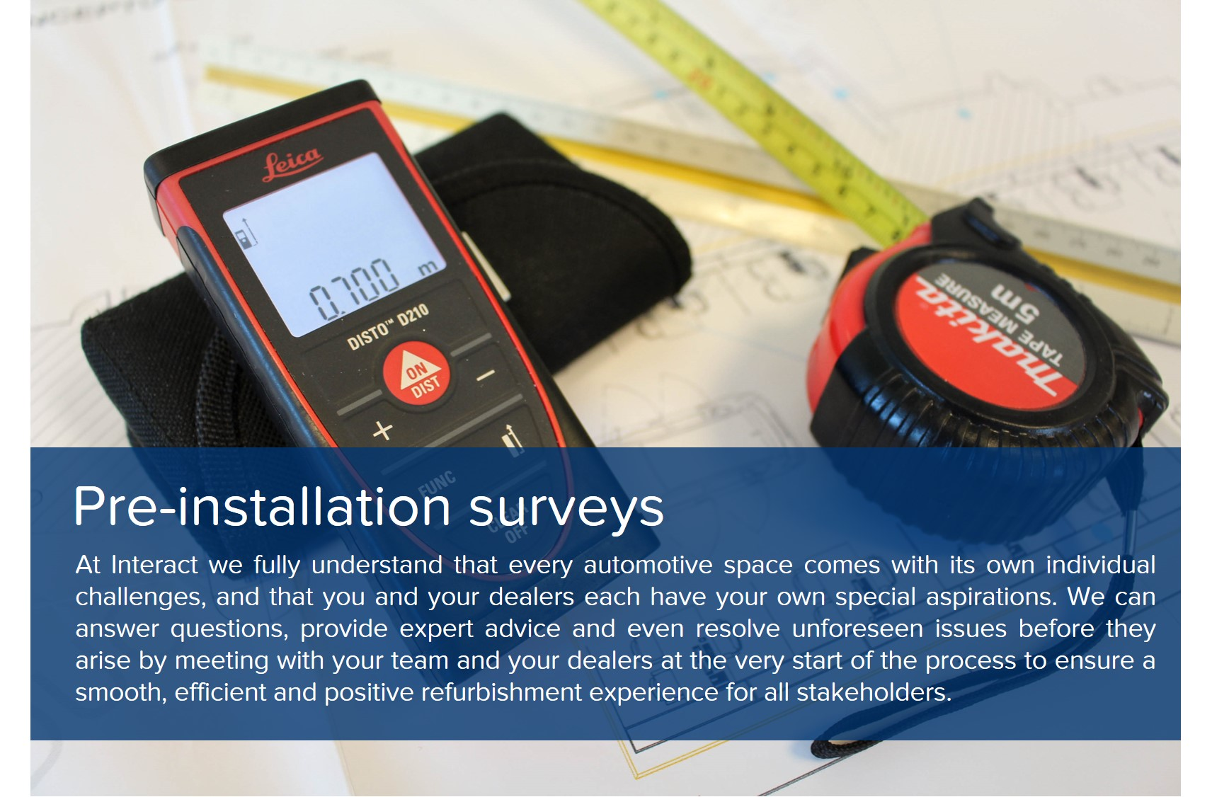 showroom design car surveys