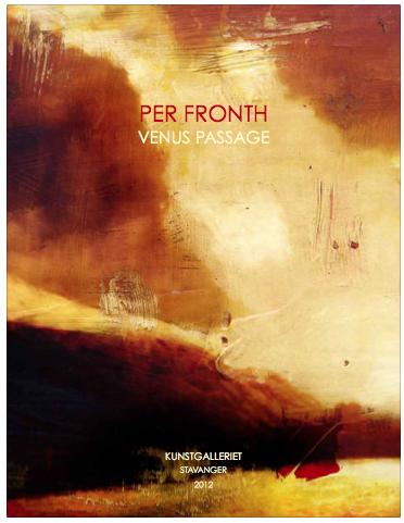 2012:  venus passage  kunstgalleriet stavanger / NO