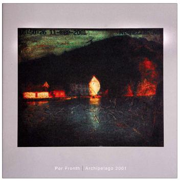 2001:  archipelago 2001  galleri bi-z kristinsand / NO
