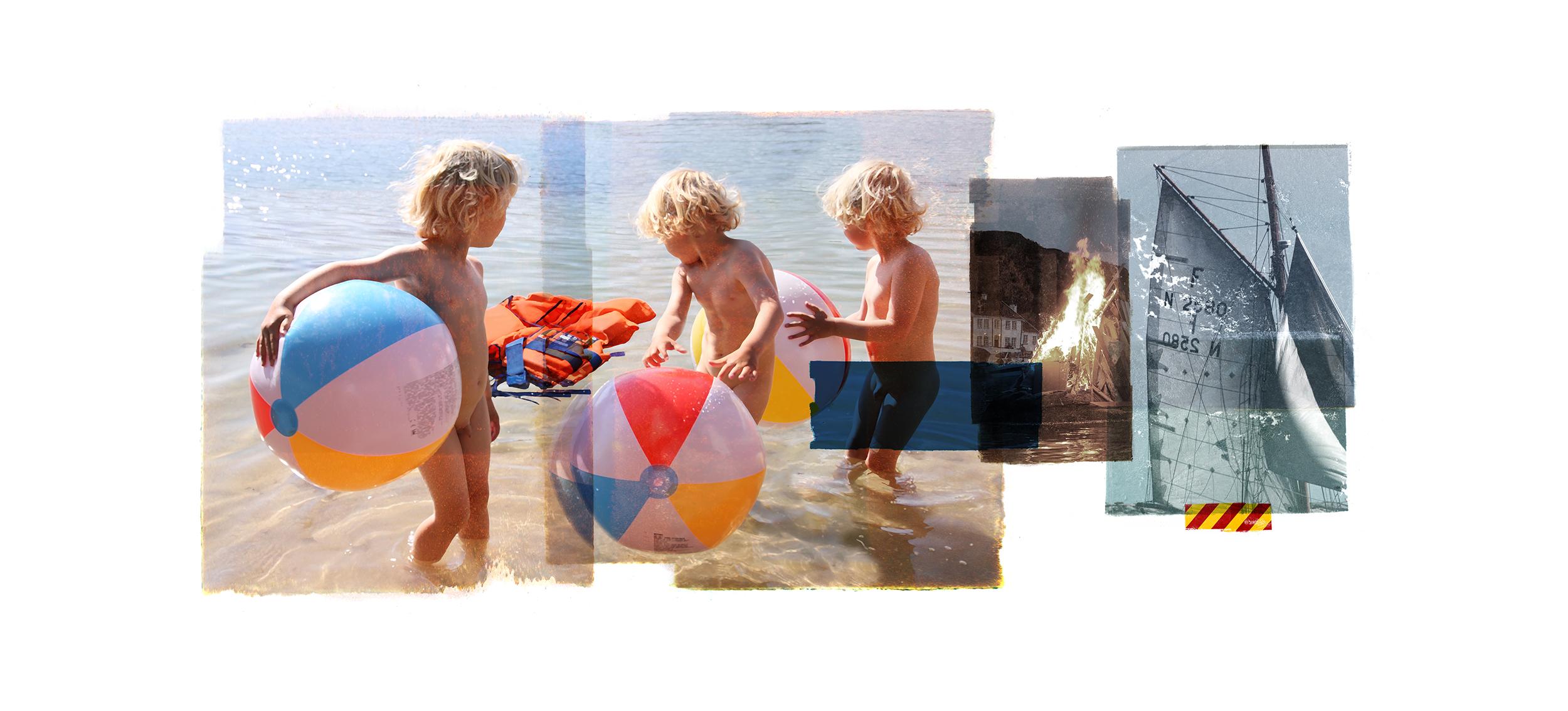 Buoyancy / Olsok / Second Wind   Original Pigment Print/ BFK Rives 250 gr 56 x 25 cm / 22 x 9,8 in Edition of 50 + 7 Ap Editeur: Per Fronth Studios / Printer Henrik Aunevik  20/2016: