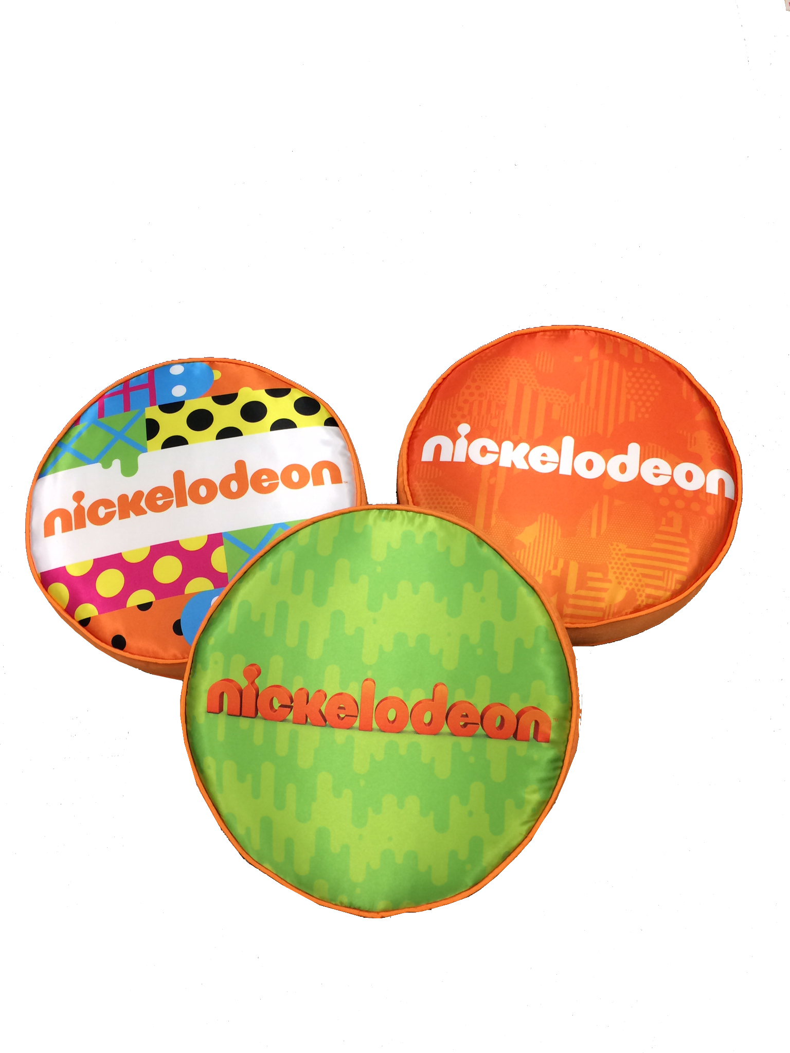 Printed Seat Cushions for Nickelodeon