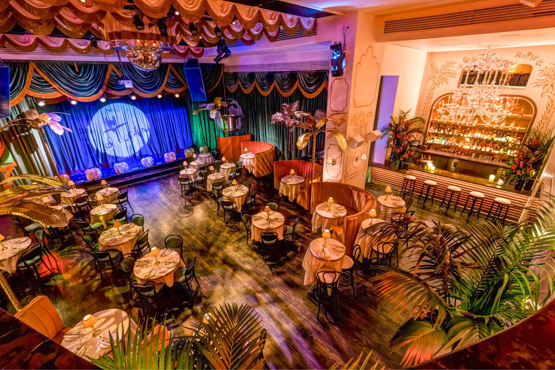 Scallops & Curtains for El Tucan Miami