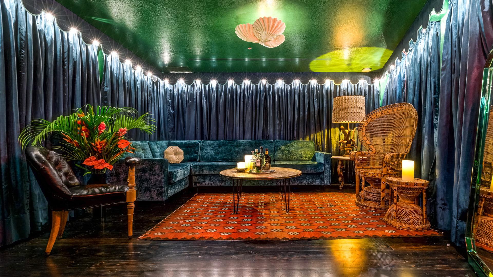 Curtains for El Tucan Miami