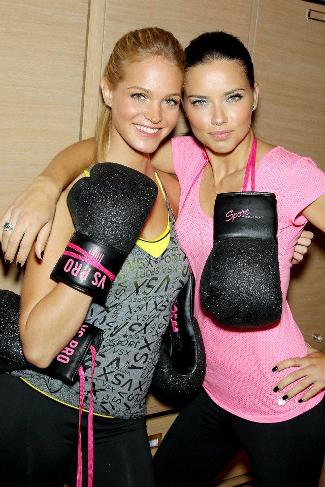 Glitter Boxing Gloves