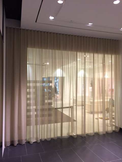 Ripplefold Curtain