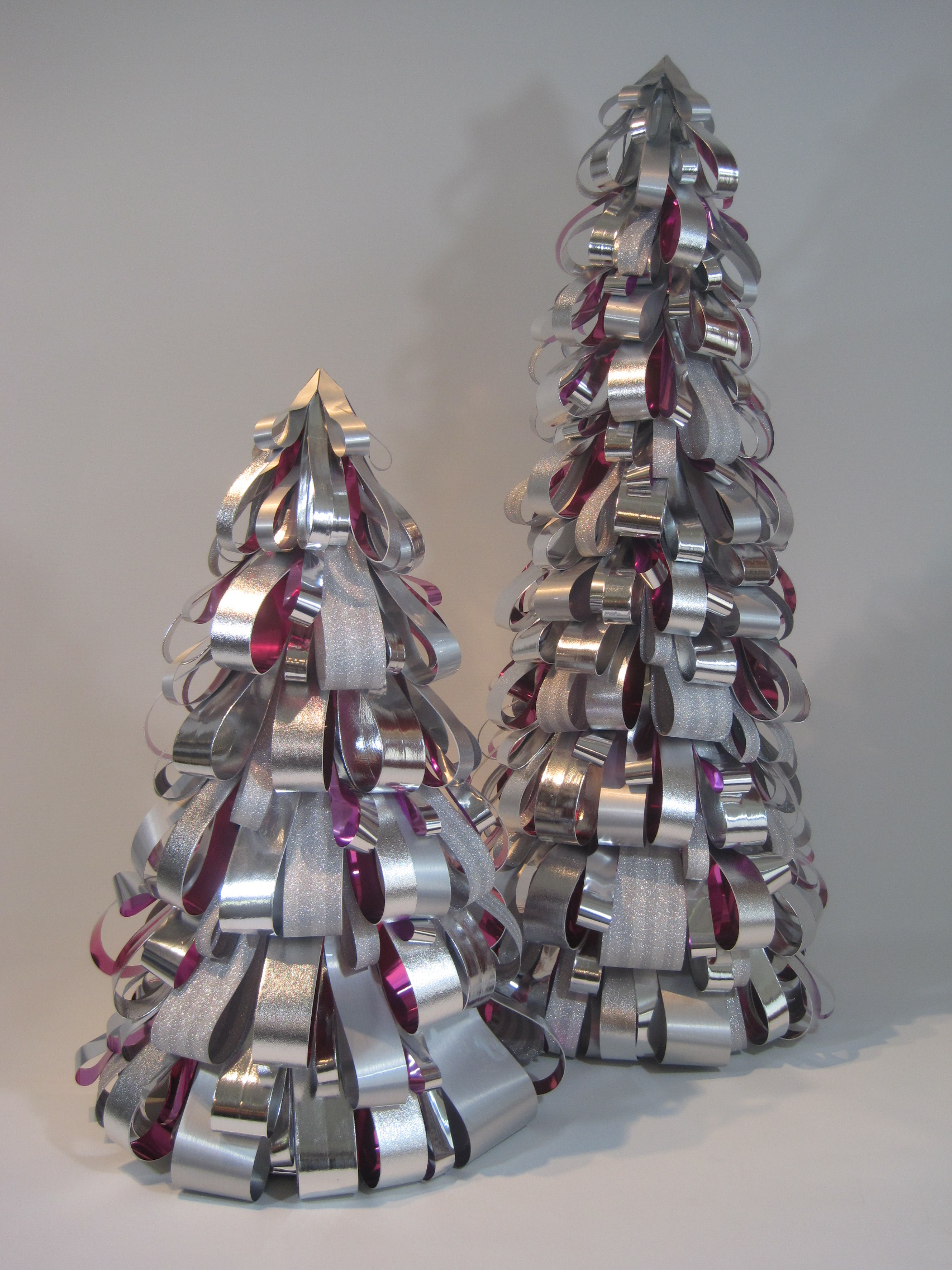 Silver Ribbon Trees